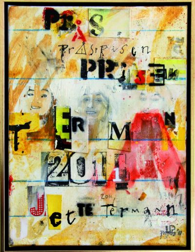 2011: Jette Termann, caster