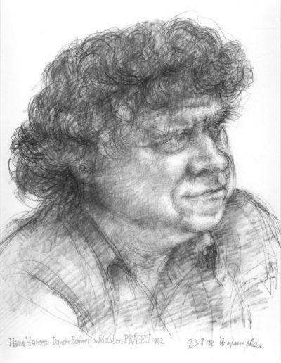 1992: Hans Hansen, forfatter og børnefilmkonsulent