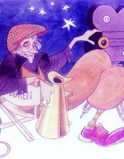 1997: Astrid Lindgren, forfatter