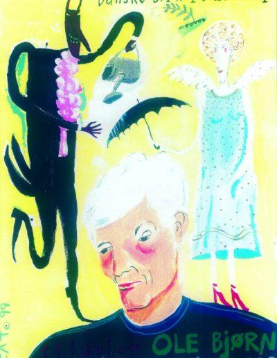 1999: Ole Bjørn Christensen, biografdirektør og filmimportør