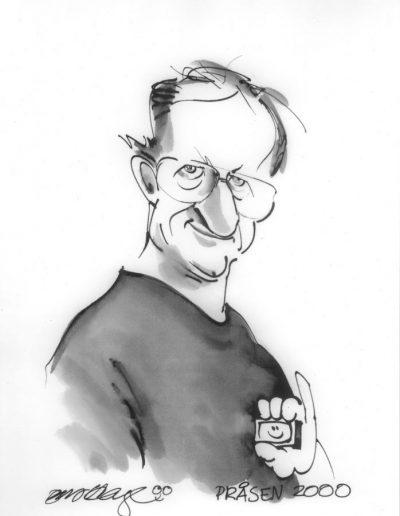 2000: Mogens Vemmer, programchef, DR´s Børne- og Ungdomsafdeling