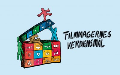 Få en stop motion-workshop med Filmmagernes verdensmål