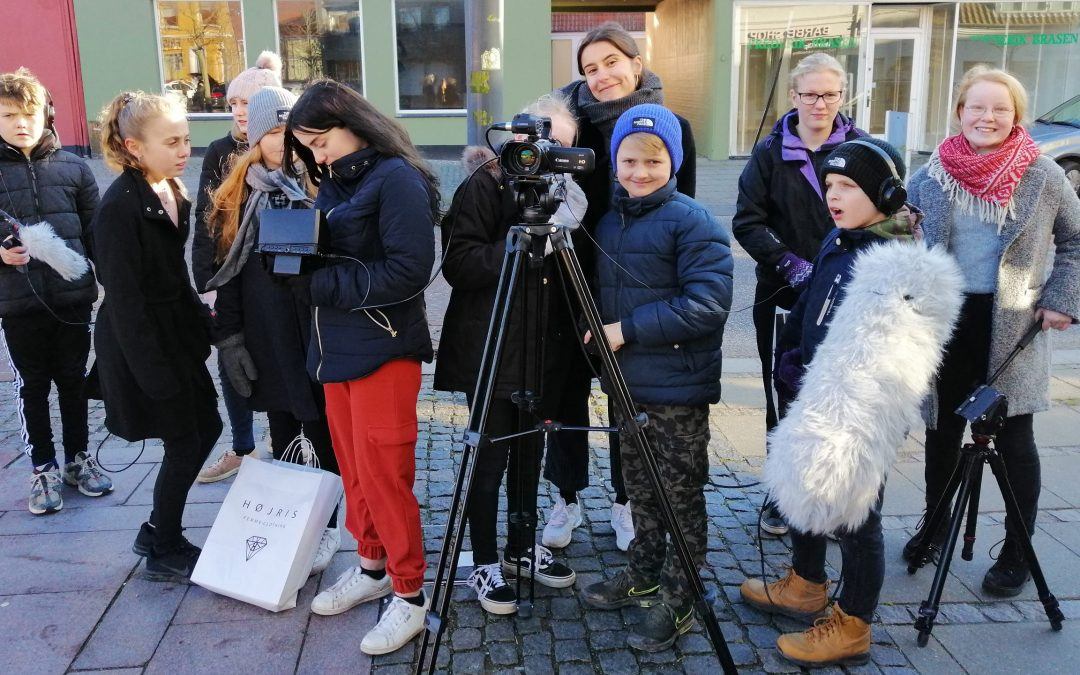 Film for, med og af børn og unge