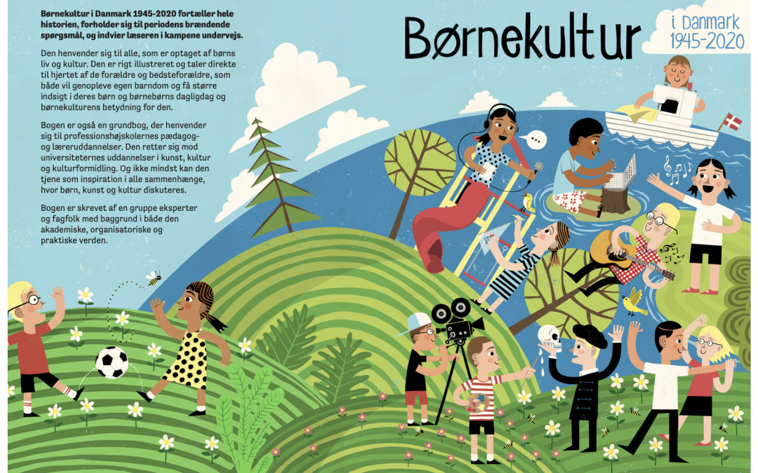 Børnekultur i Danmark / Gads Forlag